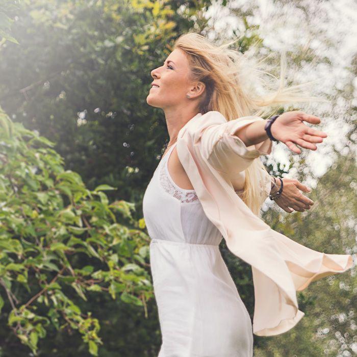 Portrait photography   Self portait   Swedish summer   Windy breeze   Feeling free   Freedom