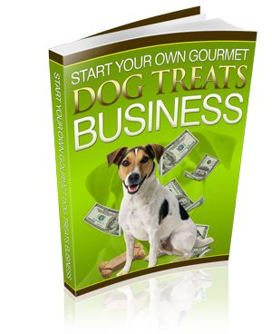 "Are You Ready For a Complete Insider's Guide To the ""Gourmet Dog Treats"" Business?    Yes? Good! Because I am going to teach you everything I learned in ten years of running my very own gourmet dog treats business. I made the mistakes - so you don't have to!"