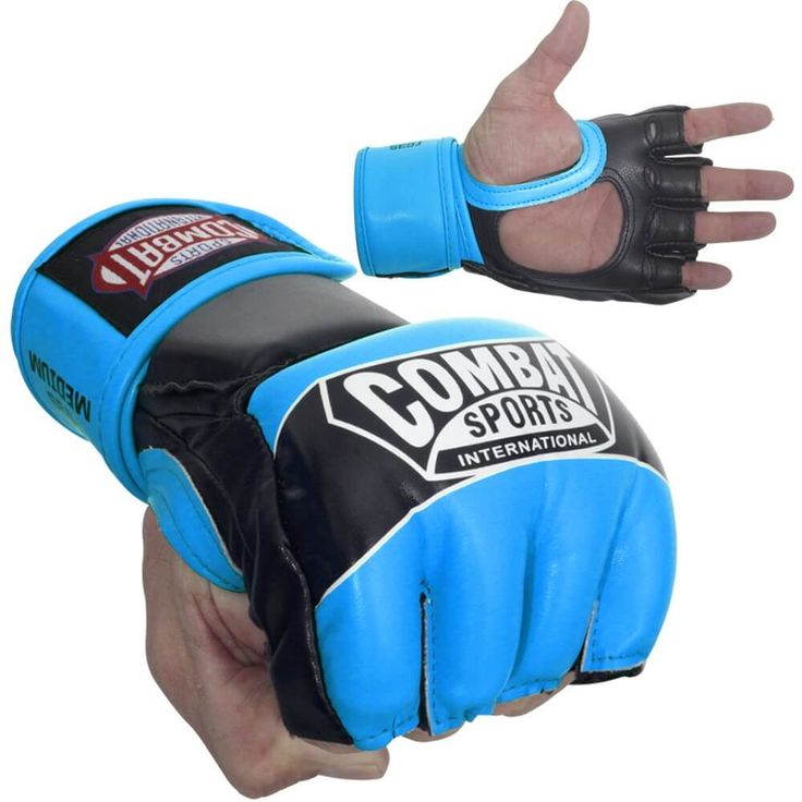 Combat Sports Pro Style Classic MMA Gloves