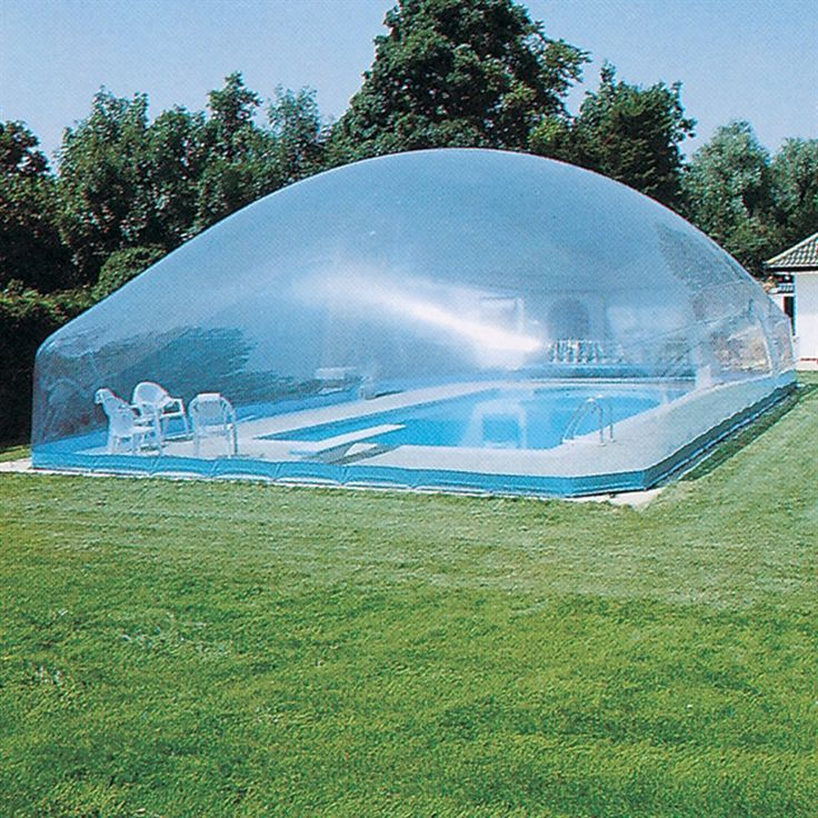 Picture Of Pool Domes Pool Favorites Pinterest