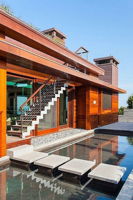 Cape Cod Bay Home by Cape Associates