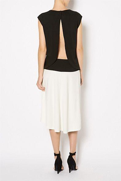 Shop Women's Clothing Australia - Witchery Online - Nola Draped Dress
