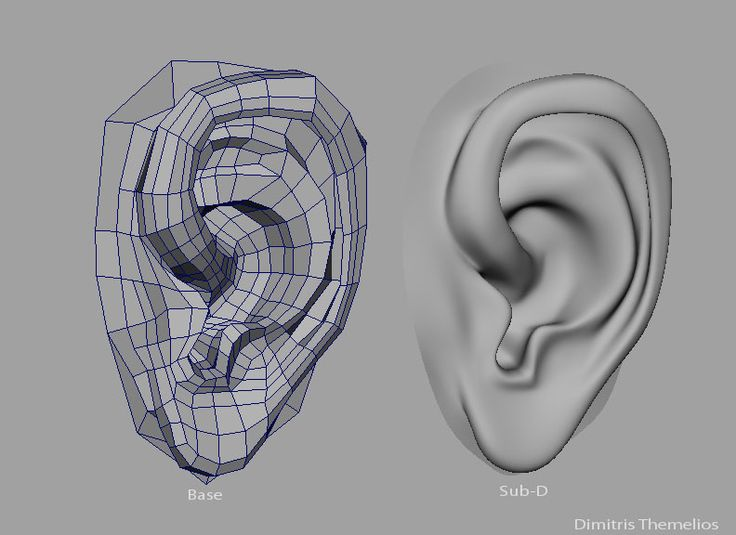 ear topology