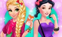 Noche de celebridades - Un juego gratis para chicas en JuegosdeChicas.com