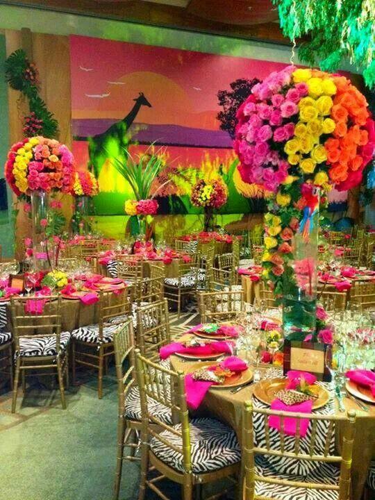 Safari Party Decoration