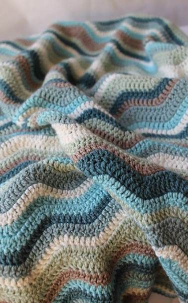 23 Ideas Crochet Patterns Afghan Ripple Color Schemes Crochet With Images Crochet Ripple Blanket Afghan Crochet Patterns Crochet Ripple