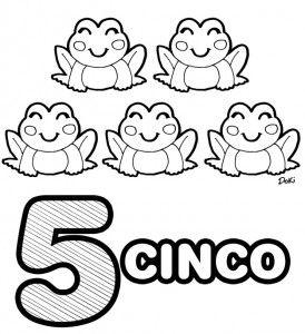 Número 5 (Cinco)