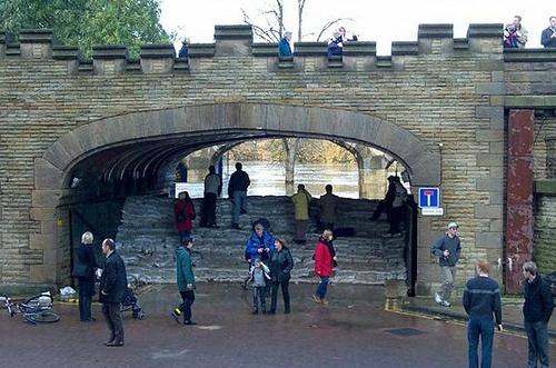 York floods 2000