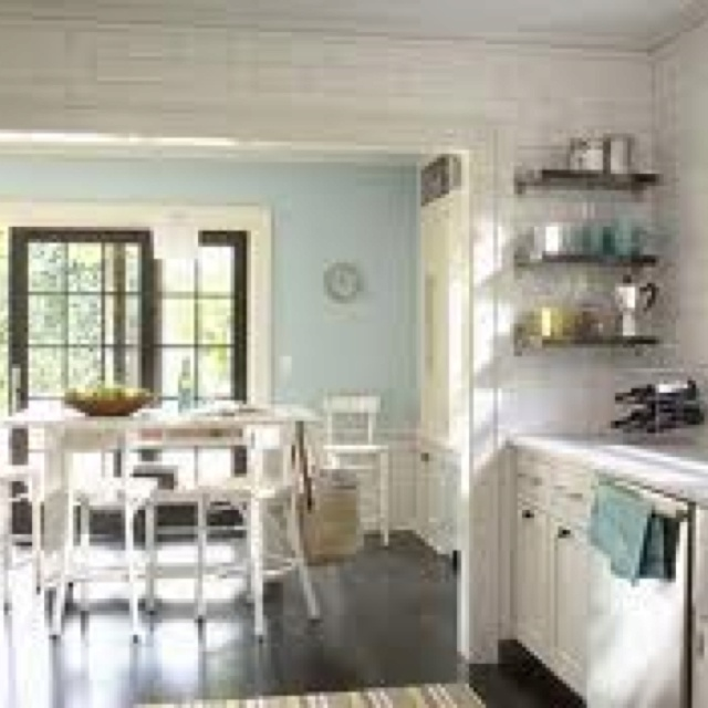 Dining Room Kitchen Combo: Kitchen Dining Room Combo