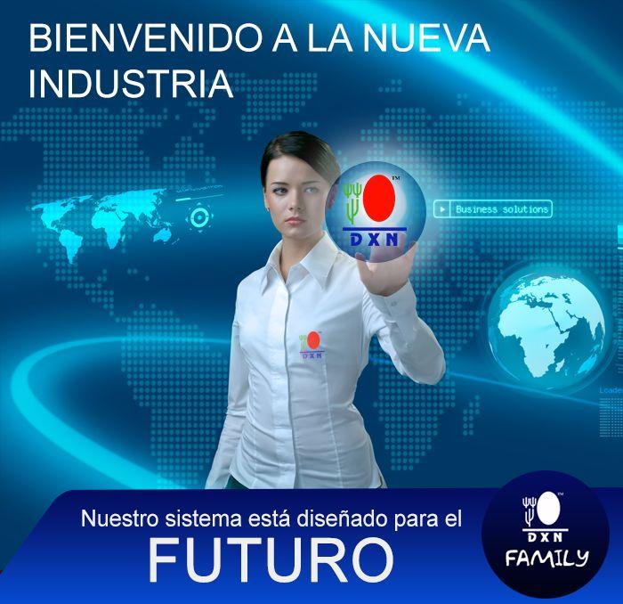 DXN TIENE UN SISTEMA DISEÑADO PARA EL FUTURO ~ DXN Productos con Ganoderma Lucidum, afiliación mundial, Distribuidor Independiente
