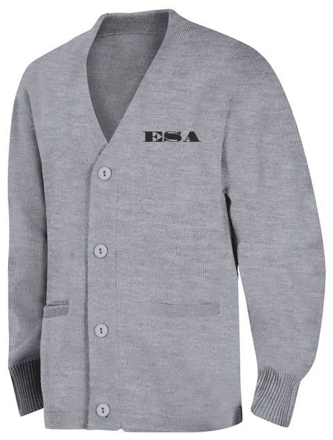 Youth Cardigan: ESA Letters
