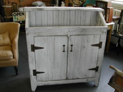 Primitive Dry Sink Made From A Shed Door Salvaged Wainscott Hardware And Cratewood