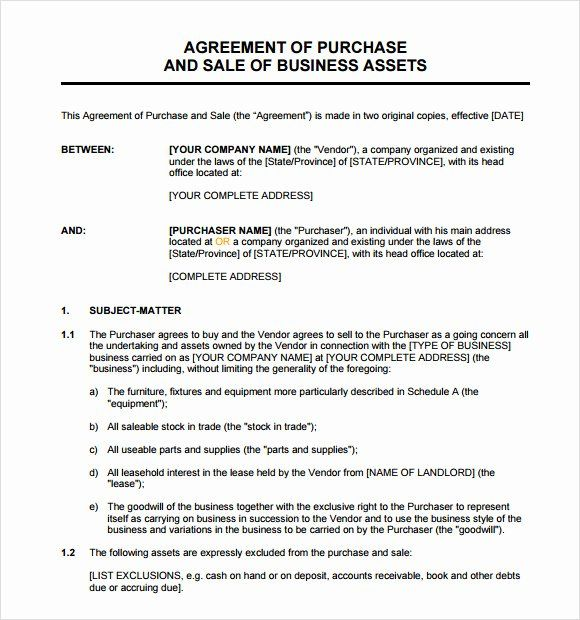 Llc Partnership Agreement Template Best Of Sample Asset Purchase Agreement 12 Contract Template Editable Lesson Plan Template Customer Service Resume Examples