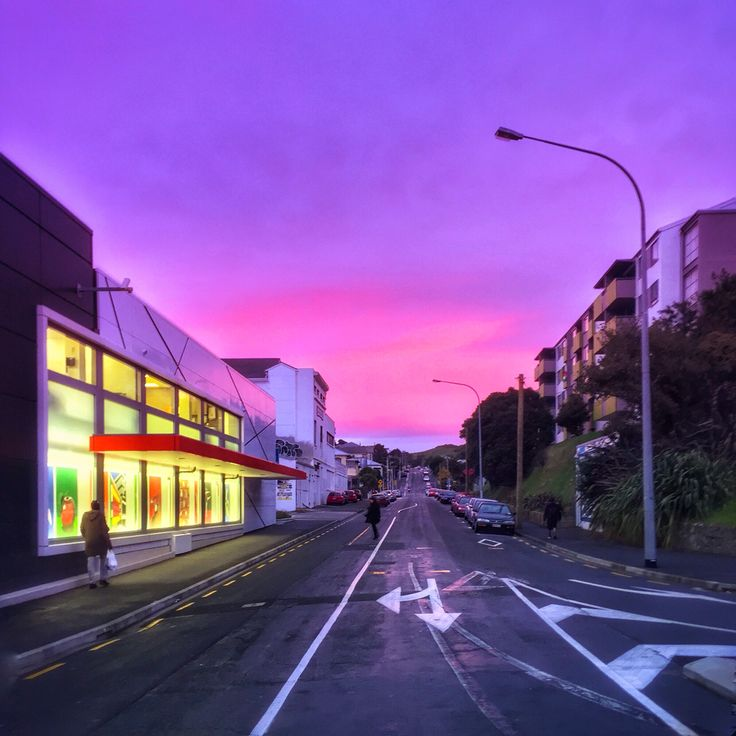 Newtown,  Wellington, New Zealand
