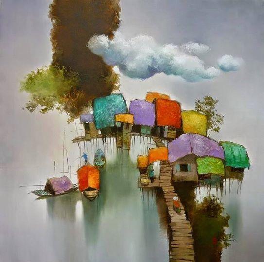 Dang Cen - Landscape