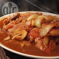 Stir Fried Pork with Tomato Sauce @ allrecipes.com.au