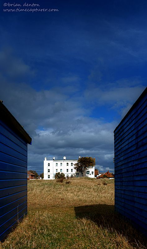 The White House, Hayling Island, Hampshire, England