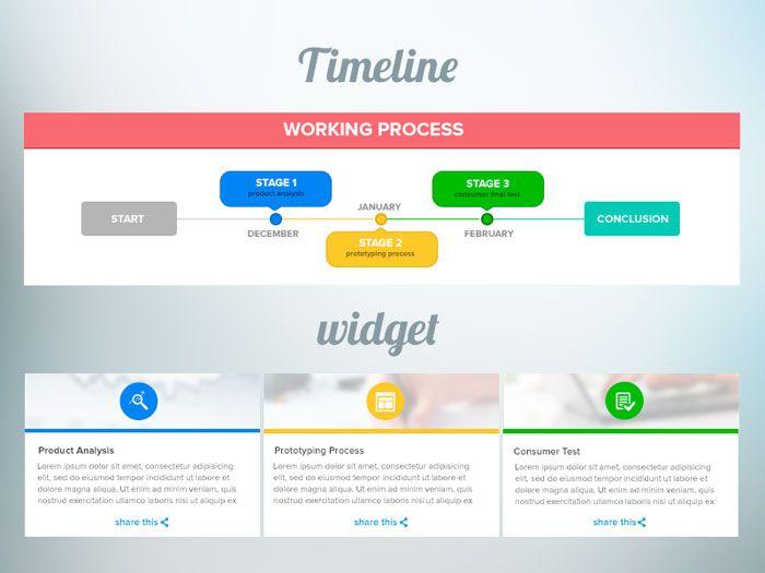 57 best Websites images on Pinterest Website template, Design - timeline website template