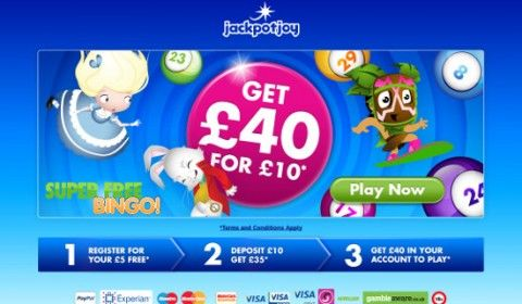 Visit our Jackpotjoy Casino review here. It's the UK's top site for playing video slots, free bonuses & unmatched loyalty programme.