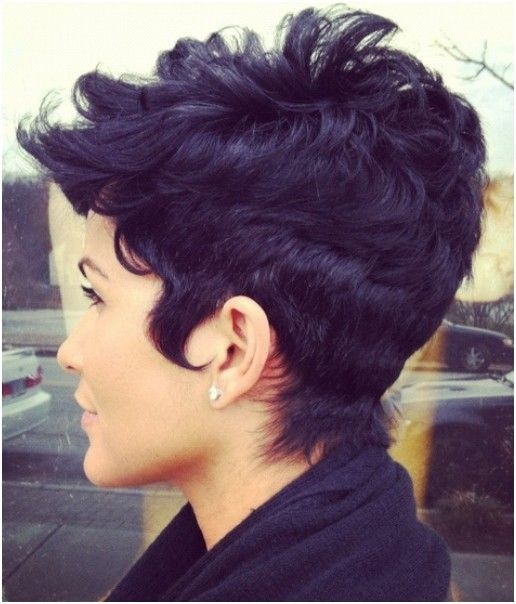 Layers Light And Fluffy Short Haircut Hair Pinterest Short
