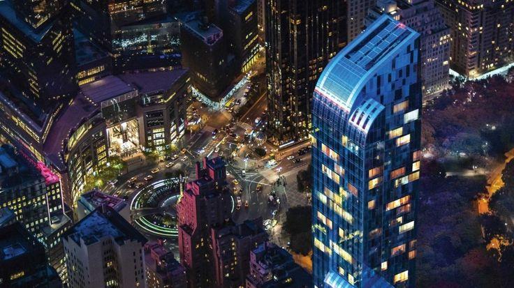 Δείτε εντυπωσιακές εικόνες μέσα από το One57, το νέο πιο ακριβό κτίριο στην πόλη της Νέας Υόρκης για το 2015.
