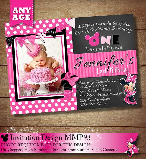 101 best pink polka dot minnie mouse birthday invitations party huge selection pink polka dot minnie mouse invitation minnie printable birthday invitation minnie mouse photo invitation pink polka dot filmwisefo