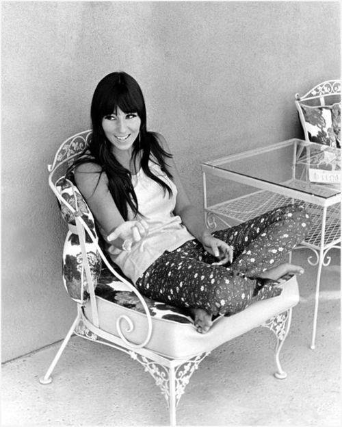 Cher, 1960s.