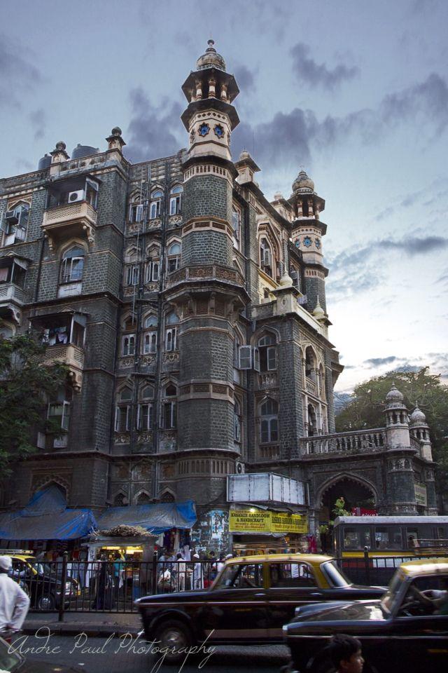 Majestic House, Colaba India