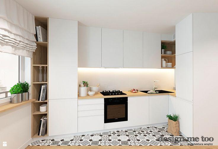 Kuchnia styl Skandynawski - zdjęcie od design me too - Kuchnia - Styl Skandynawski - design me too