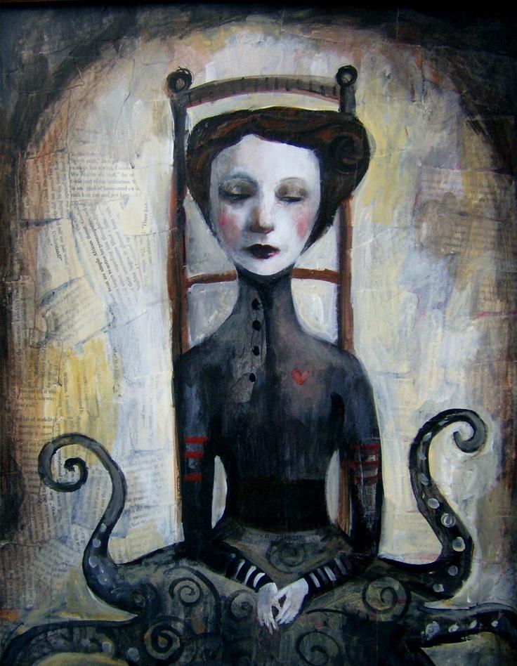 Black by Felicia Olin