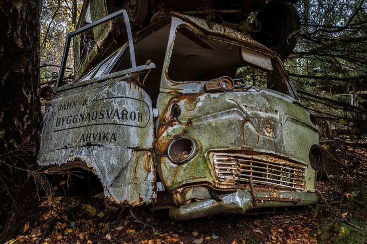 Decay Abandoned places in all shapes & forms has always intrigued me. This famous car graveyard has long been on my list of places to shoot. And finally some good photography friends and yours truly took the trip. - bit.ly/ibtblog