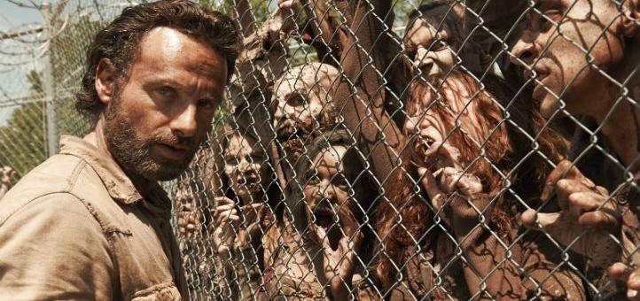 Walking Dead, Halloween Horror Nights