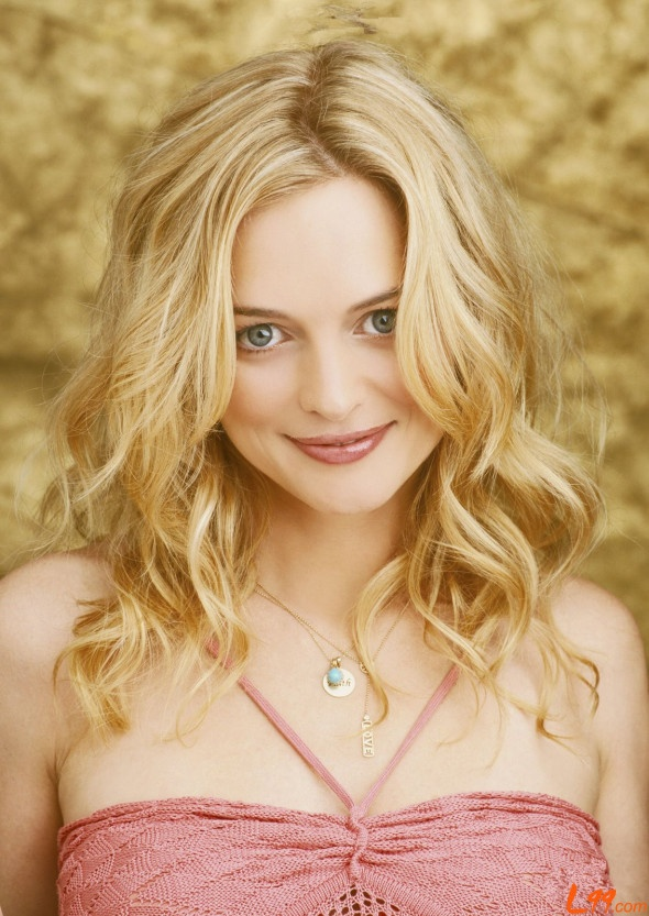 Heather Graham (1970) (Bowfinger, Anger management, .....................................