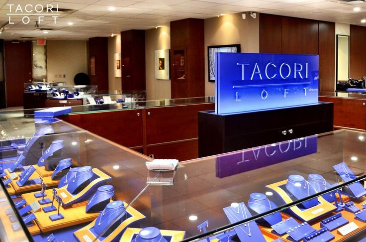 The Tacori Loft @ 256 - 309 Granville Street #Jewelry #Tacori