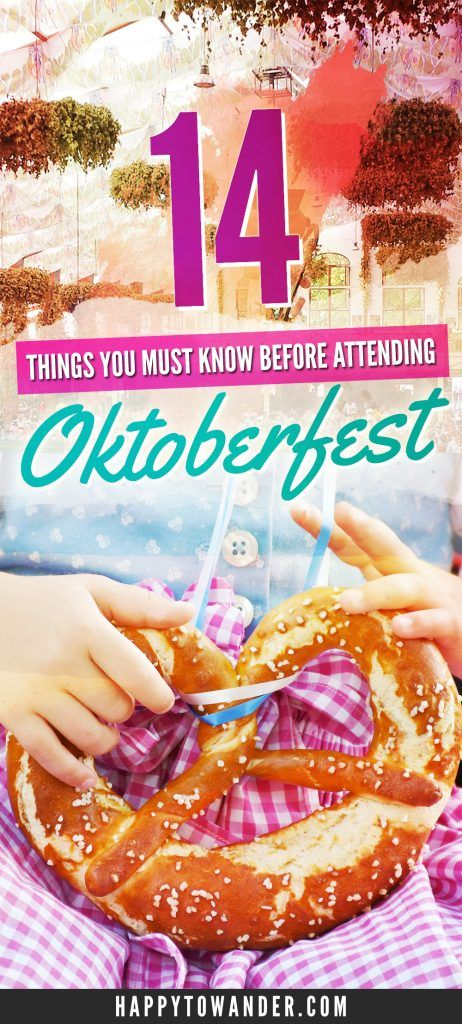 14 Things You Must Know Before Attending Oktoberfest 6c485b42cd3797070890e459268a8898