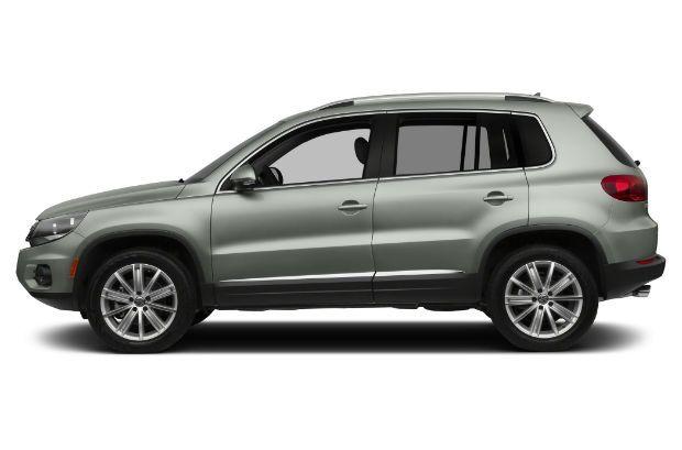 Volkswagen Tiguan 2014 Grey