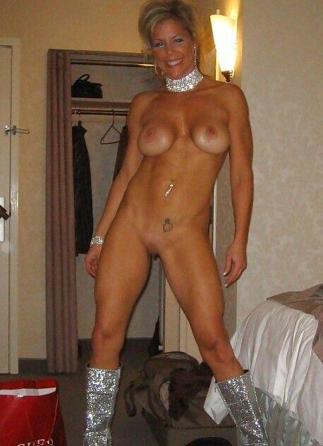 from Brycen fit men nude wiht lady