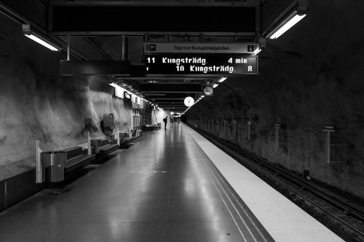T-CENTRALEN / STOCKHOLM / SWEDEN by Mike Back