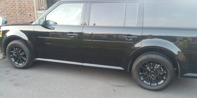 Ford Flex 2016 Noir - Mag Matte Black