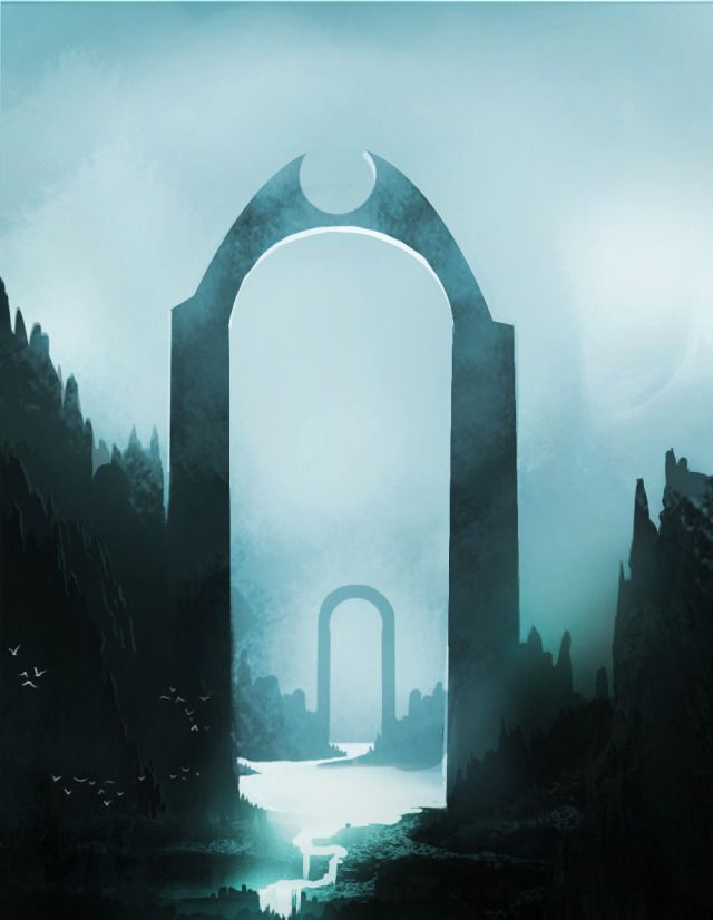 Best 20 portal art ideas on pinterest portal portal 2 and game portal - Portal bookend ...