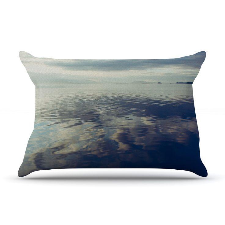"Ann Barnes ""Cloud Atlas"" Water Pillow Case"