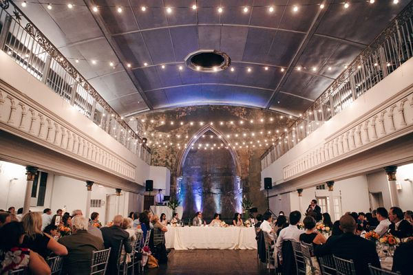 The Big Picture at Berkeley Church Wedding