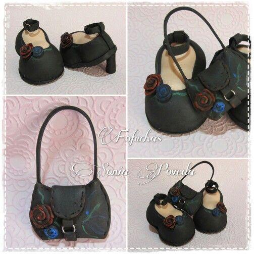 Fofu zapatos y bolso https://www.facebook.com/FofuchasSoniaPoveda?ref=hl