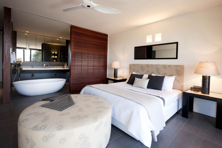 Grand Designs Australia - Series 3-Episode 5: Byron Bay Beach House  |  LifeStyle Channel  Minosa bathroom products taking centre stage in this resort styled parents retreat