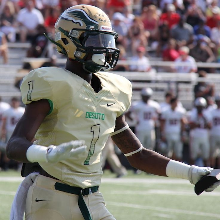 Top Receiver Prospects in Texas High School Football