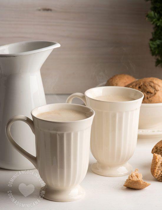 Ponche de Huevo y Café para el Desayuno via @SimpleByClara