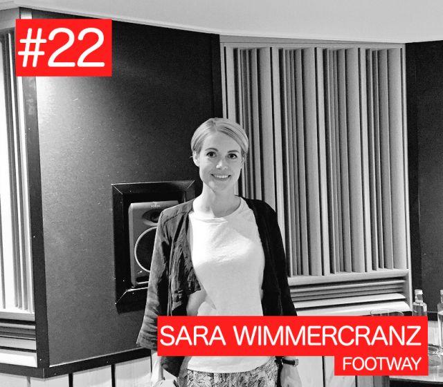 Sara Wimmercranz är en rockstjärna inom e-handel! Grundade till Footway och tidigare HR-chef på Lensway.