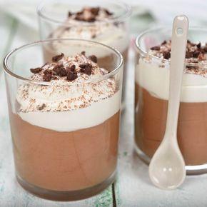 Mousse au chocolat et mascarpone facile