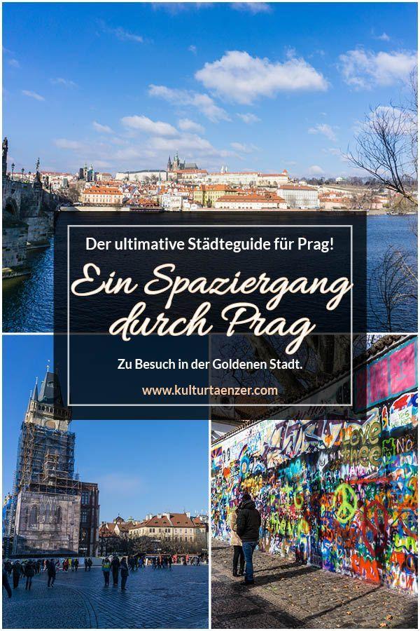 Ein Spaziergang durch Prag – Der ultimative Städteguide für Prag