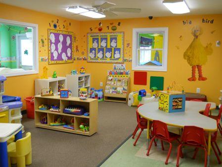classroom for child care preschool classroom designs for home